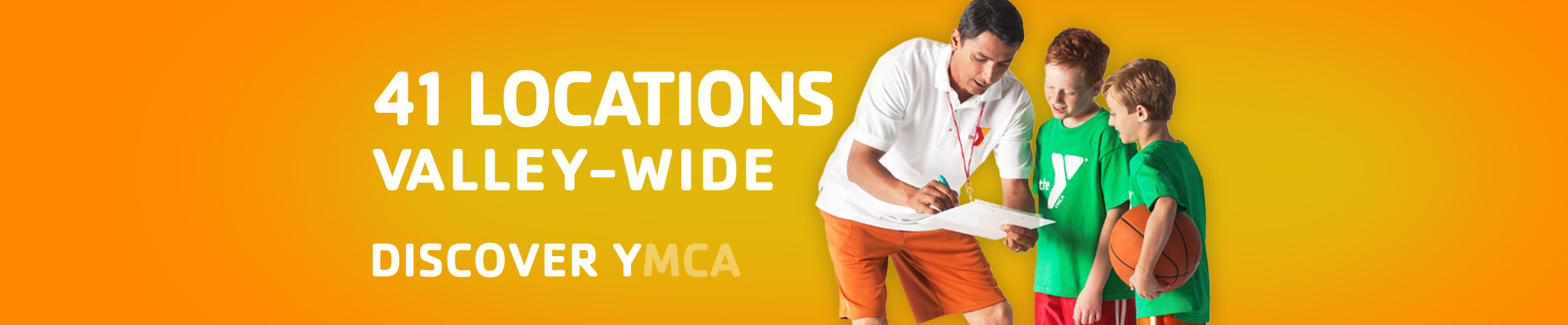 Family YMCA of the Desert has 41 locations servicing the Coachella Valley.