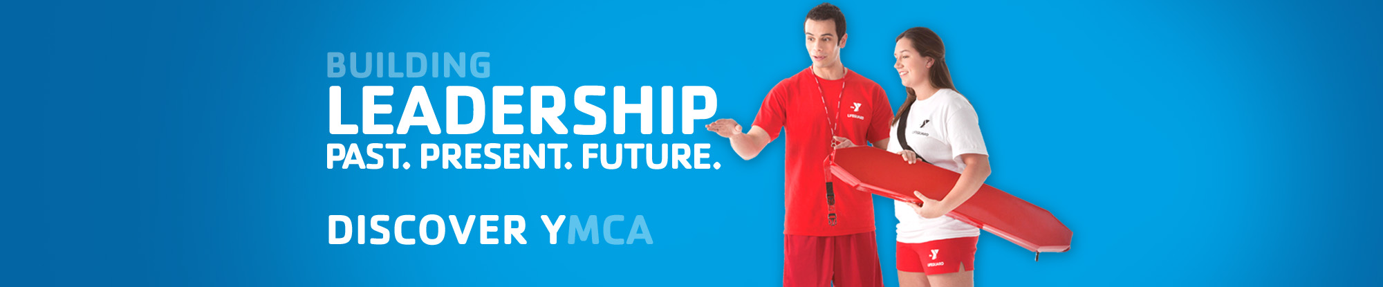 YMCA helps build strong community leaders - past, present, and future!