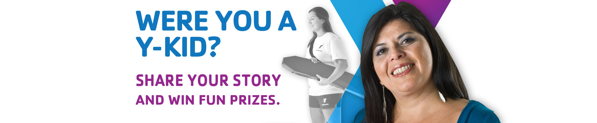 Were You a Y Kid? Share your story and win fun prizes!